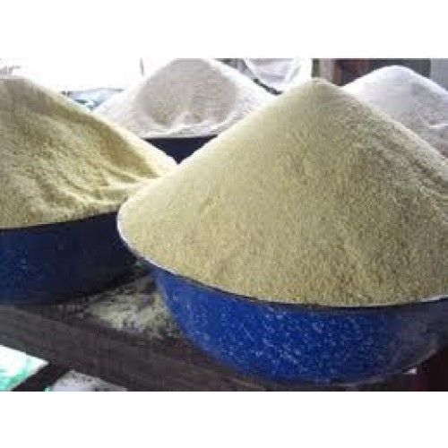Cassava flakes Garri