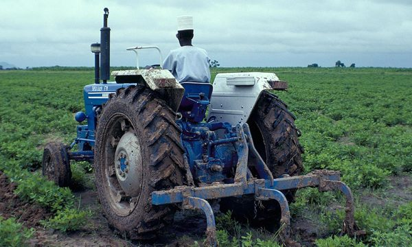 FAO, Agric ministry distribute farm machinery to farmers in Ebonyi
