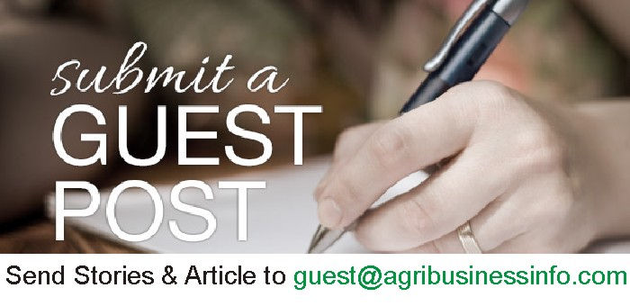 Agriculture Guest Post