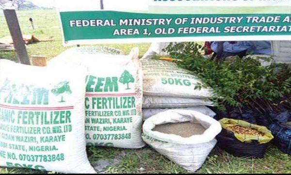 Indigenous coy produces fertiliser from neem tree