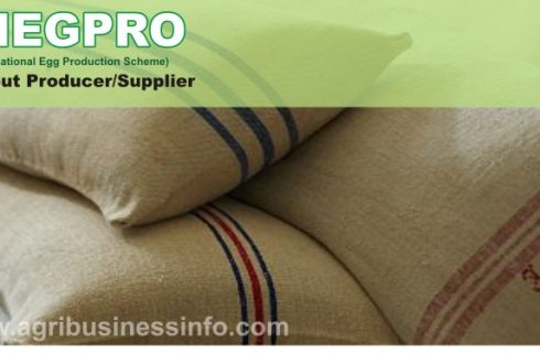 How to Apply as a NEGPRO National Input Producer/Supplier