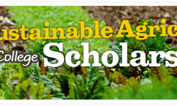 Annie's Homegrown — Scholarships for Sustainable Agriculture
