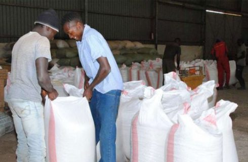 90kg bag of maize to sell at Sh. 3.200
