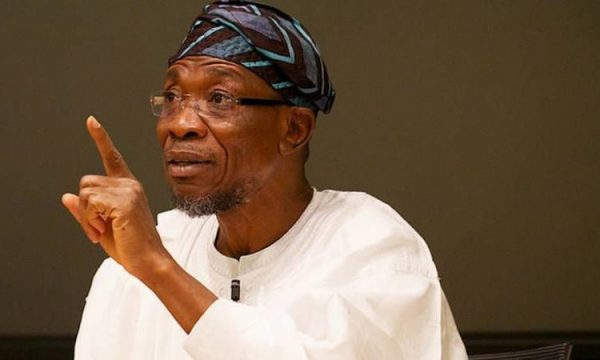 Aregbesola Wants Govt. To Ban Export Of Primary Farm Produce