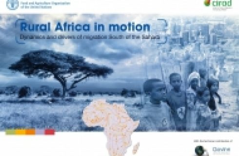 A first atlas on rural migration in sub-Saharan Africa