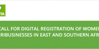 CTA Call for Digital Registration of Women Agribusinesses